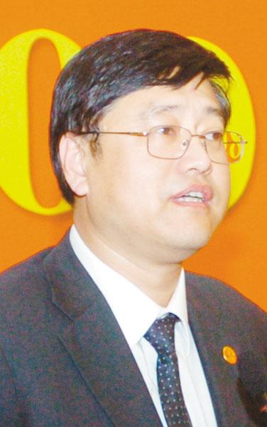 科技时代_图文:中国电子系统工程第二建设有限公司总经理侯忆