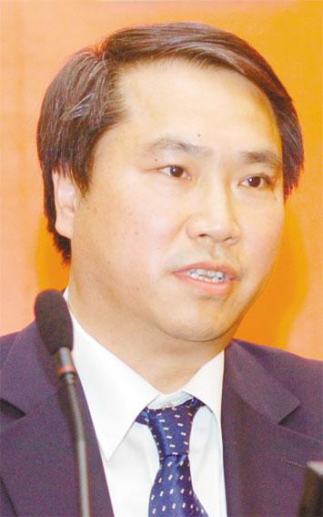 科技时代_图文:中国软件与技术服务公司总工程师陈世林