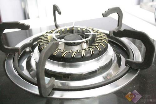 简易煤气灶的结构图