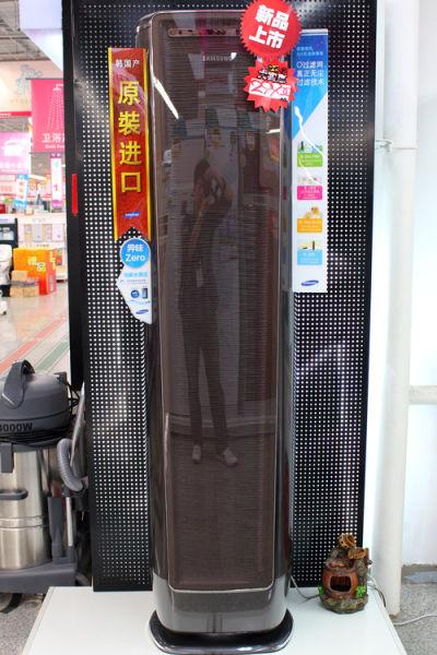 新技术先尝鲜市售五大天价空调盘点(6)