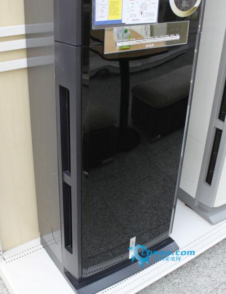 这些非主流颜色的柜机空调 你能否接受