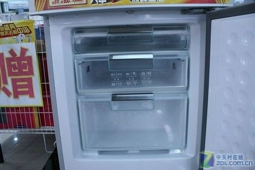 Photo: Three-cycle refrigeration Siemens three-door refrigerator is 6455 yuan