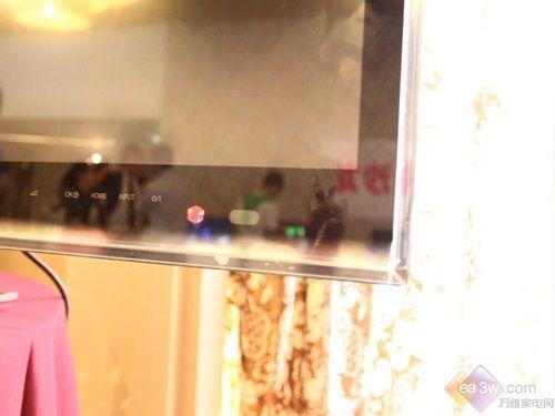 2011新旗舰LG55LW9800智能3DTV上市