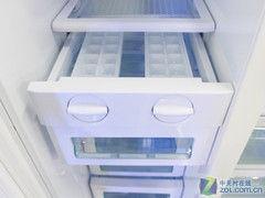 淡雅青花瓷外观海尔BCD-602W冰箱简评(2)
