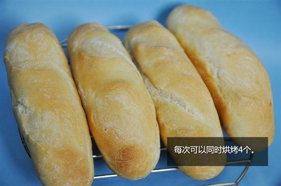 用面包机做各式面包