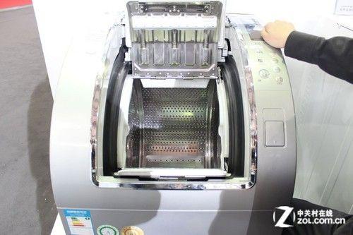 洗衣机内部结构