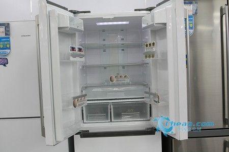 封存食物原味伊莱克斯四门冰箱热销中