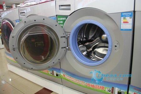 海尔6kg滚筒洗衣机热销