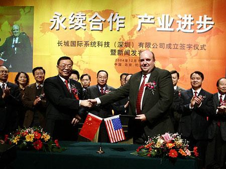 长城国际(ISTC)成立