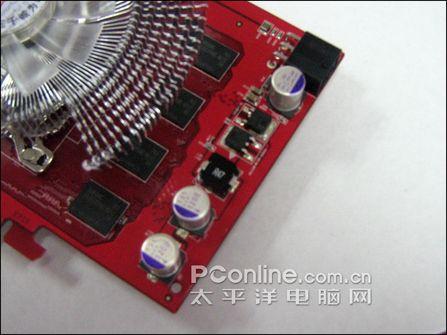 火速到货七彩虹非公版HD3850-512MB显卡低价入市