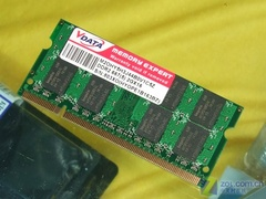 现代原厂芯片威刚2GB/667本条290元