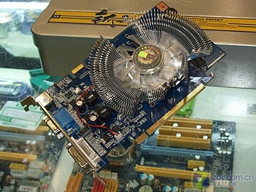 颠覆DX10价格底线高频8600GT显卡588元