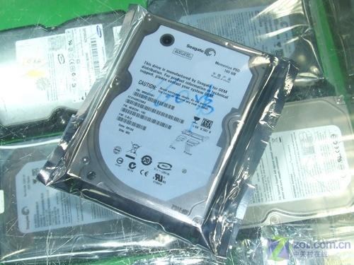 三年质保希捷160GB笔记本硬盘480元