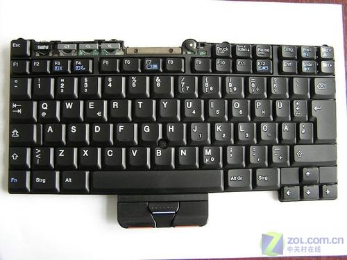 德文键盘-别被厂商忽悠 揭开无冲突键盘真面目