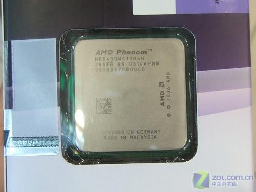 千元内无敌手AMD羿龙三核8450仅940元