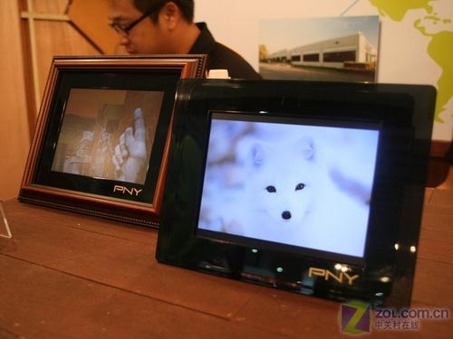 从内存到相框PNY台北展示多款新品