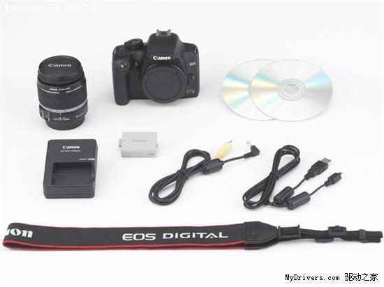 佳能发布最低端数码单反EOS1000D