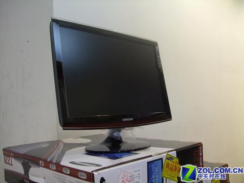 20000:1+2ms三星顶级22宽屏售2350元