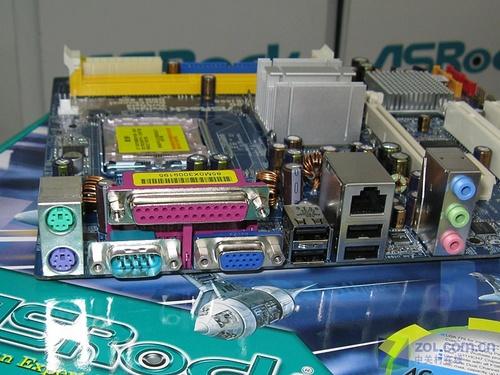 不比G35差1600总线DX9酷睿4核主板399元