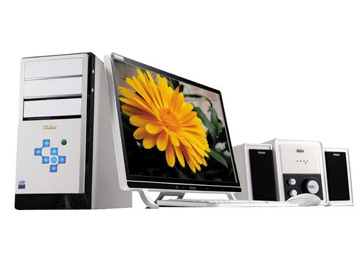 海尔双核独显20液晶新极光电脑6299元