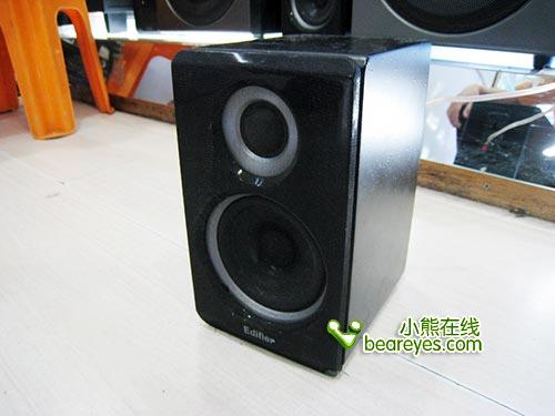 震撼无限漫步者S2.1标准版音箱1350元