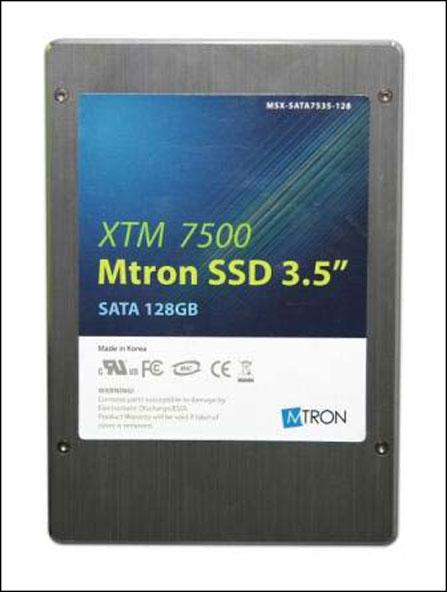 突破瓶颈Mtron发布260MB/秒高速固态硬盘