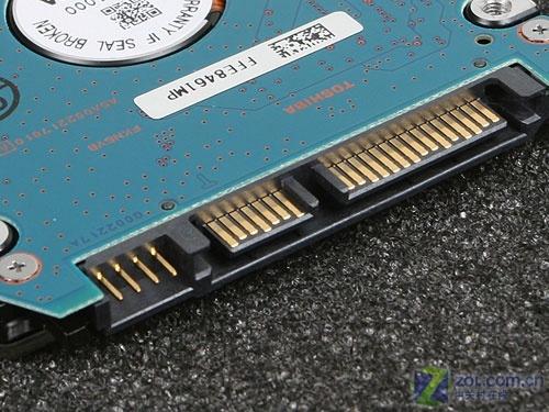 市场最低价东芝320GB笔记本盘749元