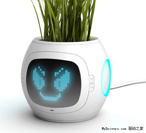 数字时代创意设计:植物也能表达喜怒哀乐