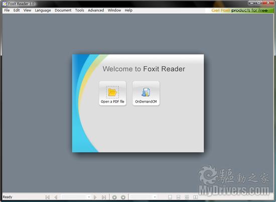 FoxitReader3.0全新发布