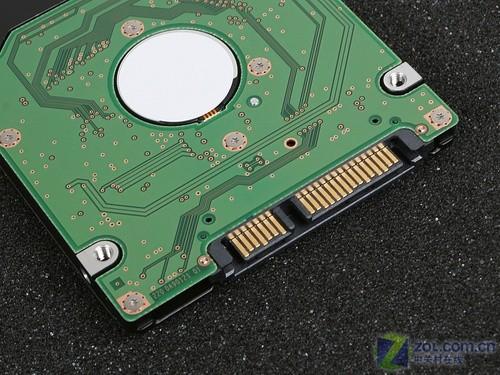 PK希捷台式硬盘 日立7K500本盘测试