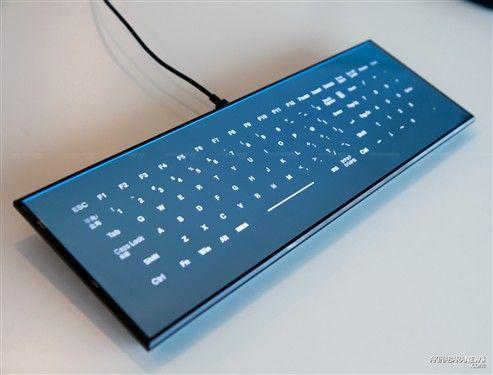 过来 超酷镜面键盘即将上市