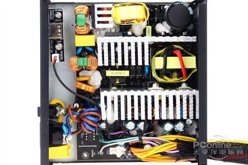 电源内部结构