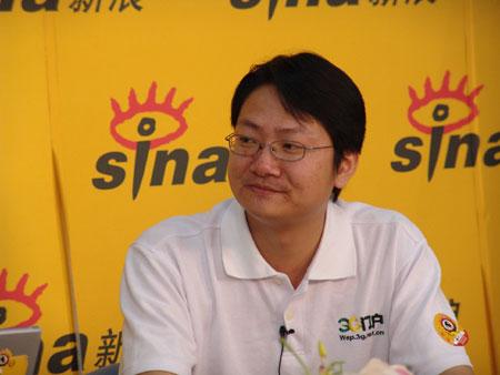 邓裕强做客白银时代:我从不享受融资的过程