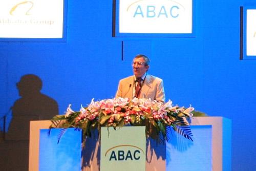 APEC秘书处执行长演讲