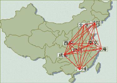 科技时代_中国公用计算机互联网CHINANET全国骨干网建成