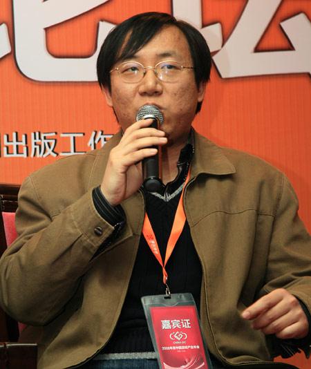 科技时代_图文:千橡互动集团副总裁何川
