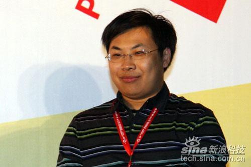 科技时代_图文:嘉宾康盛创想总裁戴志康