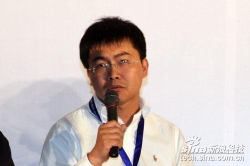 科技时代_图文:嘉宾九维互动CEO孙宇
