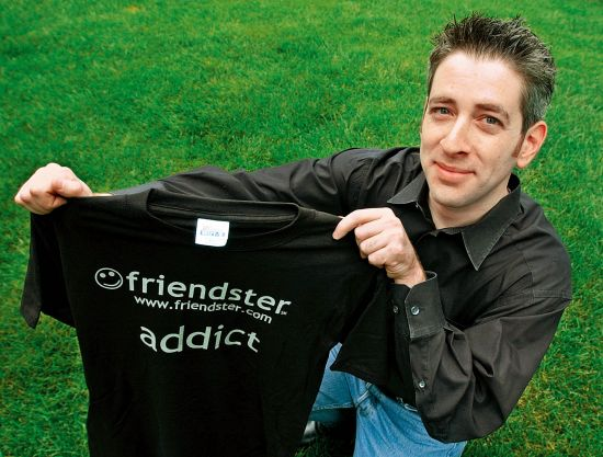 Friendster创始人