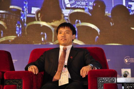 为3亿移动互联网民服务论坛 易路联动CEO徐国洪发言