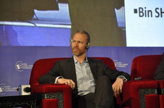 移动终端未来论坛 索尼爱立信技术战略总监Anders Sandwang