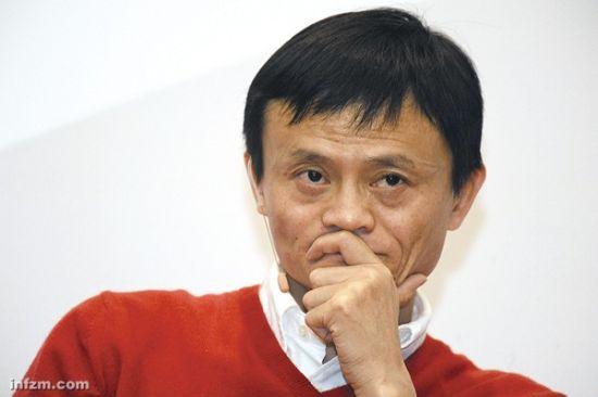 马云因擅自将支付宝从阿里巴巴转移到自己的公司而备受舆论指责