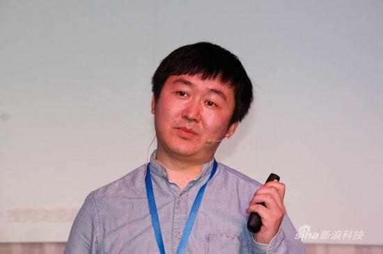 搜狗CEO王小川 (新浪科技 韩连巍/摄)