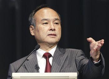 软银集团创始人兼CEO孙正义