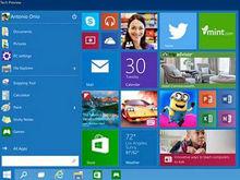 Windows 10:微软的梦想与挑战