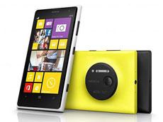 诺基亚Lumia 1020: