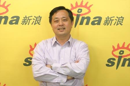 明基中国总经理曾文祺作客新浪解密业务整合