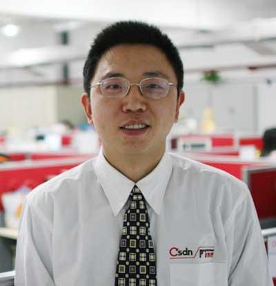 科技时代_CSDN创始人和总裁蒋涛简介
