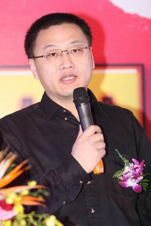 F5中国区总裁张毅强