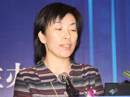 互联网实验室高级咨询师 叶秀敏